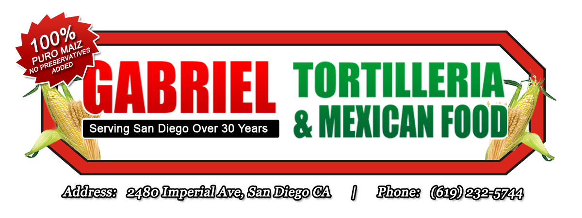 Gabriel Tortilleria & Mexican Food